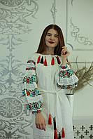 """Жіноче вишите плаття """"Елізабет"""" (Женское вышитое платье """"Елизабет"""") PJ-0019"""