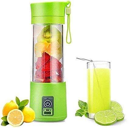 Блендер - шейкер USB Smart Juice Cup Fruits для коктейлей и смузи TyT
