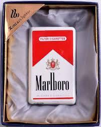 Подарочная зажигалка Marlboro ХА 4 Снова в моде! Стильная Оригинальная Зажигалка Успей Огонь в кармане!, фото 2