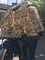 Чехол на крышку (капот) лодочного мотора SUZUKI 50 (4) А камуфляж, фото 1