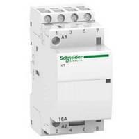 Модульный контактор Schneider Electric Acti9 16A 4НO 230V A9C22814