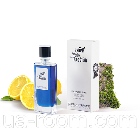 Парфюм мужской Bleue Seduction Eau De Perfume​​​​​​​ 55 мл., фото 2