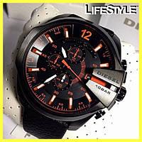 Мужские наручные часы Diesel Brave Black