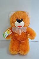 Мягкая игрушка . Медведь 44 х 34 медовый, фото 1