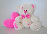 Мягкая игрушка  мишка 26 х 28 см . Bear, фото 1