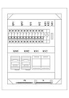 Шит автоматического ввода резерва АВР-200-40-54У3