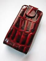 Чехол для телефона Сумка книжка кожа цветная