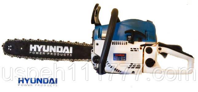 Бензопила HYUNDAI HYD 5216