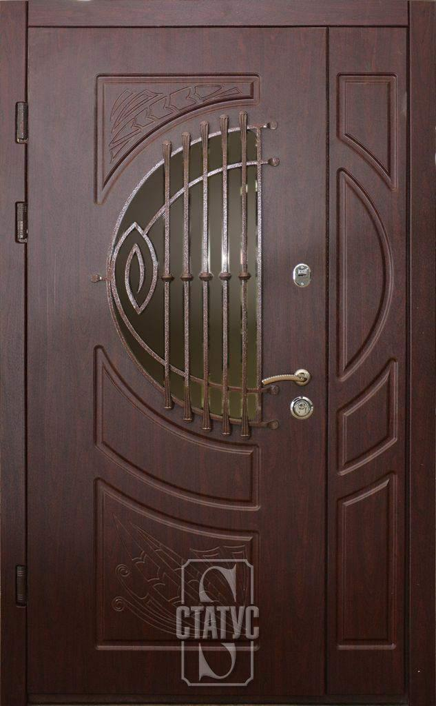 Дверь входная Статус Престиж 1