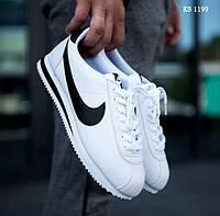 ]Мужские кроссовки Nike Cortez белые