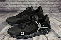 Мужские кожаные кроссовки Jordan  (Код: J2  ) ► Размеры [40,41,42,43,44,45]