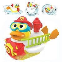 Игрушка для ванной Yookidoo Пожарный Джек