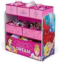 Органайзер - ящик для игрушек Принцессы Disney Delta Children