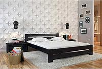 Кровать из массива дерева Комфорт-10. Кровати из дерева. Кровати от производителя.