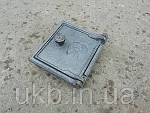Сажетрука чугунная СМЗ 155*150 мм, фото 2