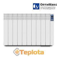 Электрический радиатор ОптиМакс Elite 10 секции - 1200 Вт