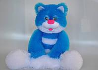 Мягкая игрушка .Кот 55 х 34 небесно-синий, фото 1