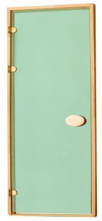 Двери для сауны Зеленые 80х210