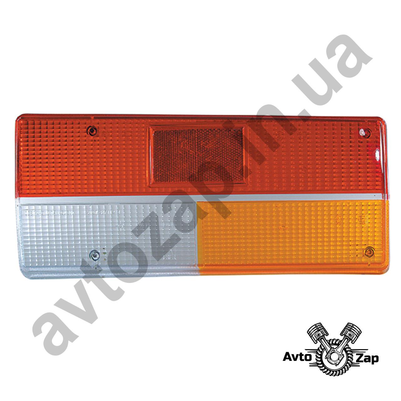 Рассеиватель заднего фонаря ВАЗ 2107 желтый указатель (к-т лев.,прав) . 60957