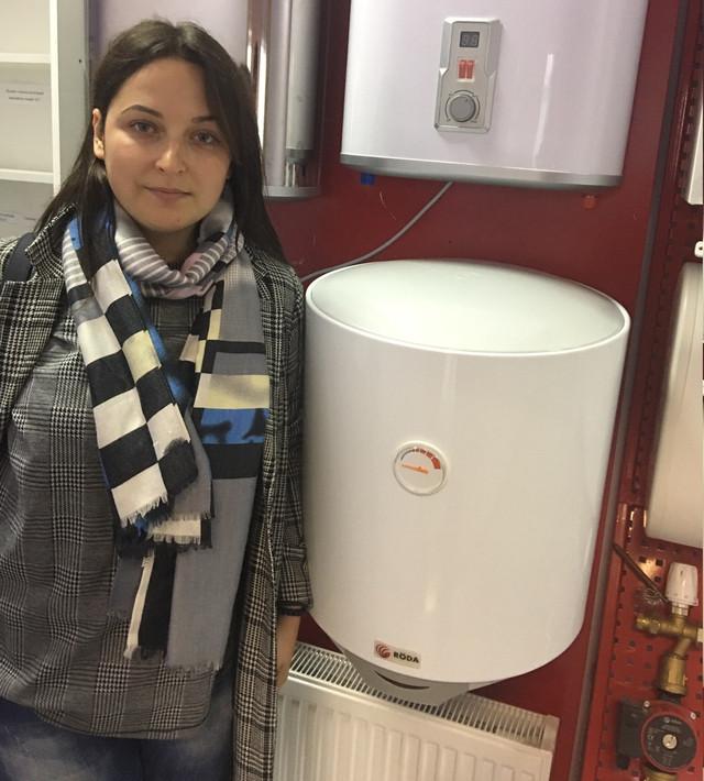 Преимущества водонагревателя Roda Aqua SMILE