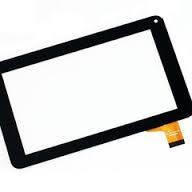 """Сенсор (Тачскрин) для планшета 7"""" GoClever Insignia 700 Pro (186*104мм) 30pin (Черный)"""