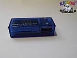 Тестер USB зарядных устройств для портативных гаджетов ток и напряжение, фото 2