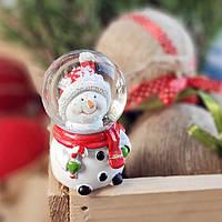Декоративная новогодняя фигурка Снеговик (мал.) (IMP_NG_1_2_SM_SNOW)