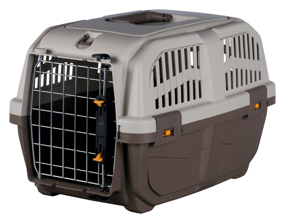 39735 Переноска Trixie Skudo для тварин до 12 кг 30 × 32 × 49 см