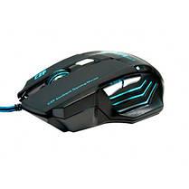 Игровая проводная мышка UKC Gaming mouse LED