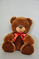 Мягкая игрушка . Медведь  31 х 30 коричневий, фото 1