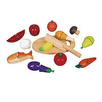 Игровой набор Viga Toys Продукты (59560)