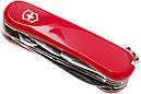 Нож складной, мультитул Victorinox Evolution 23 (85мм, 17 функций), красный 2.5013.E, фото 3