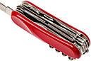 Нож складной, мультитул Victorinox Evolution 23 (85мм, 17 функций), красный 2.5013.E, фото 5