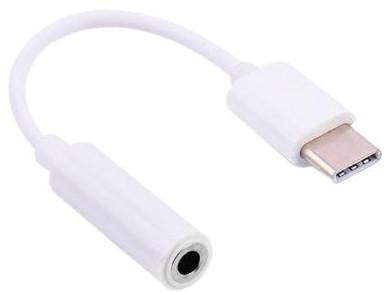 Аудио адаптер USB Type С на 3.5 мм