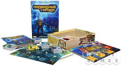 Настольная игра Подводные города (Underwater Cities), фото 2