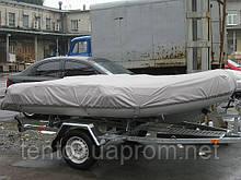 Тент стояночный для лодки 360