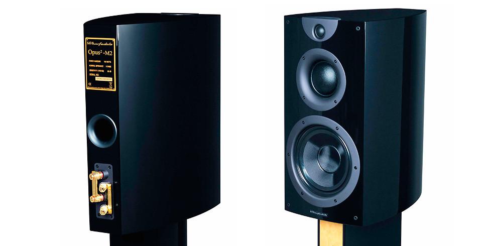 Полочная акустика Wharfedale Opus2-M2