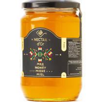 Мед натуральный 100% Разнотравья 1000г