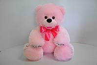 Мягкая игрушка . Медведь розовый  46 х 45