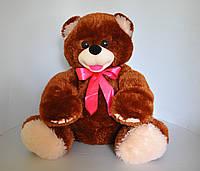 Медведь бурый. Мягкая игрушка 59 х 62  корич
