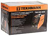 Сварочный полуавтомат Tekhmann TWI-305 MIG, фото 3