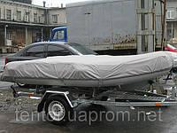 Тент  транспортувальний для лодки 300 сірий