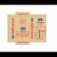 Цемент ПЦ-550 25 кг Sanko (Турция)