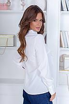 Женская блуза с длинными рукавами /разные цвета, 40-48, LL-018/, фото 3