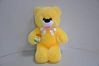 Мягкая игрушка . Медведь  53х 35 желтый, фото 1