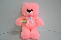 Мягкая игрушка . Медведь  44 х 34 розовый, фото 1