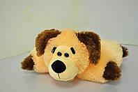 """Мягкая игрушка-подушка""""трансформер"""". Собака"""