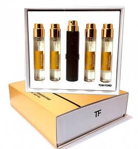Подарочный набор мини парфюмов Tom Ford Noir Extreme мужской 5*11 мл