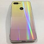 Чехол для Xiaomi Mi8 Lite Holografic Yellow, фото 3