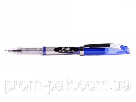 "Ручка шариковая ""Writometer ball NEW"", синя (10км) FLAIR, фото 2"
